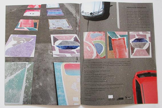 Anne Kollwitz Katalog Goldrausch 2015