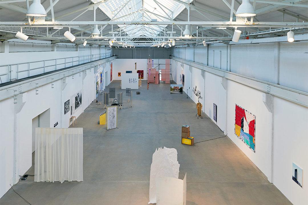 Archipelago – Goldrausch 2018 Ausstellungsansicht