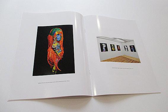 Eva Maria Salvador Katalog Goldrausch 2015