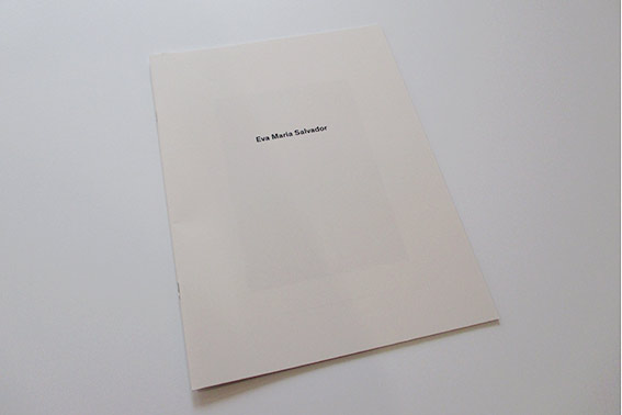 Salvador – Katalog Eva Maria Salvador