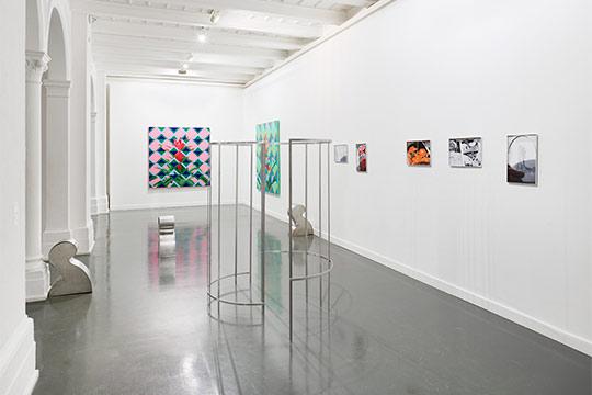 Goldrausch 2017 – Ausstellungsansicht
