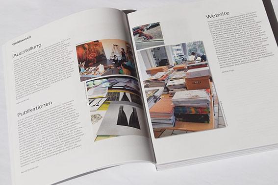 Goldrausch 2017, Katalog zur Ausstellung