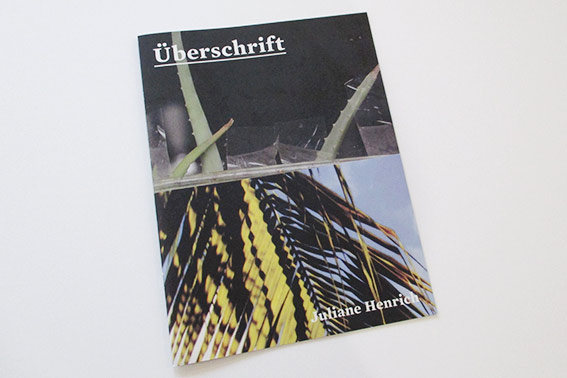 Henrich – Katalog Juliane Henrich