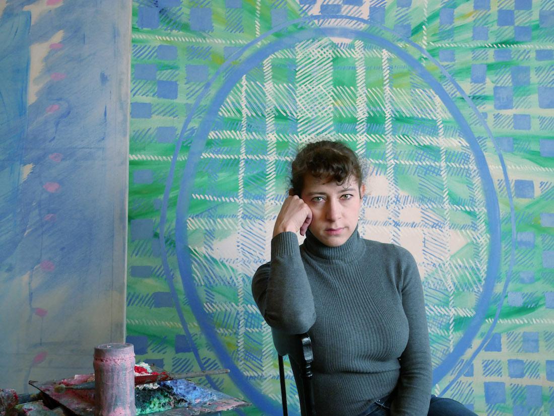 Porträt Anna Slobodnik, Goldrausch 2021