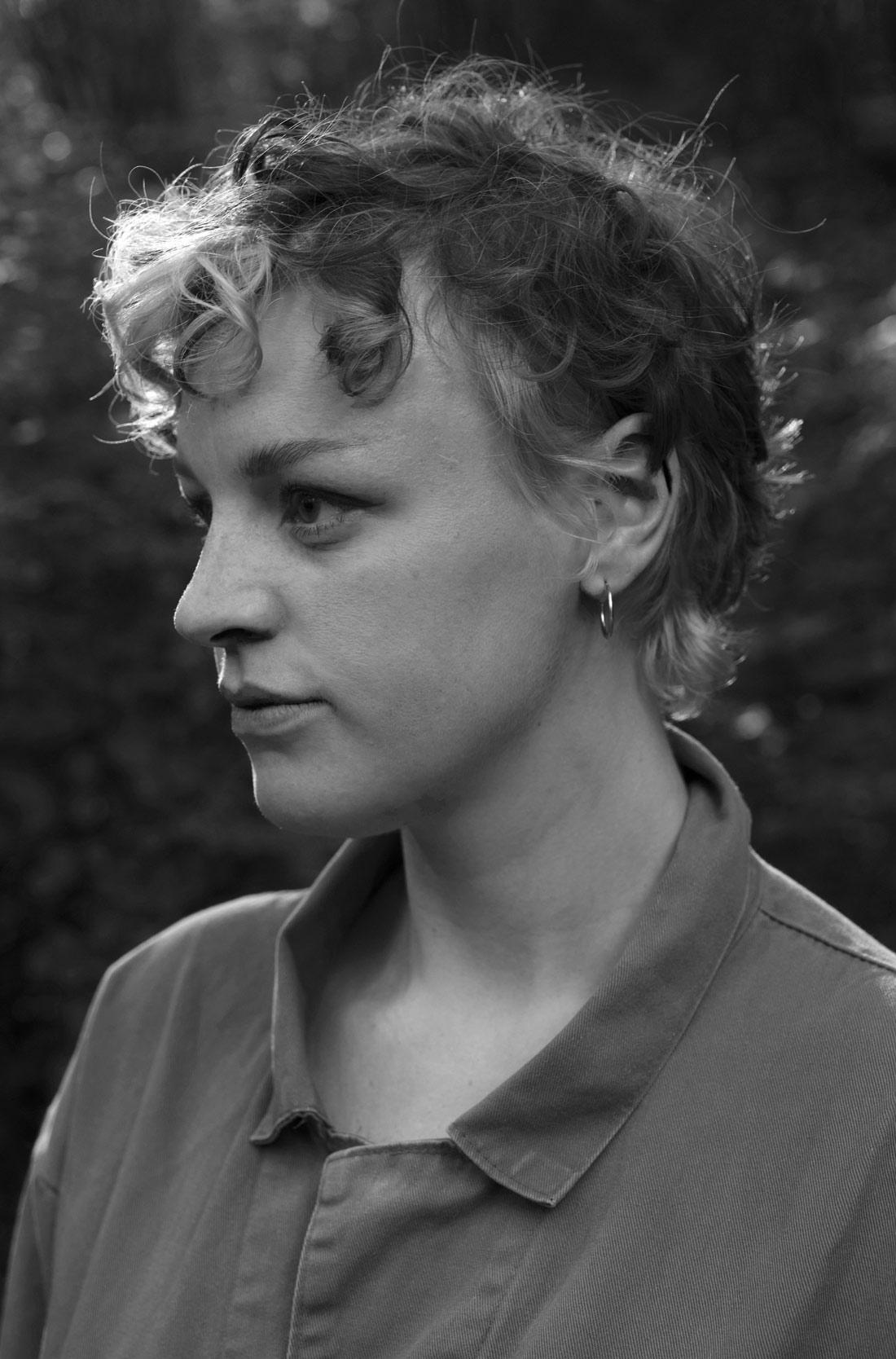 Porträt Bethan Hughes, Goldrausch 2021