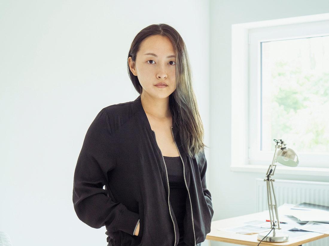 Porträt Hana Yoo, Goldrausch 2021