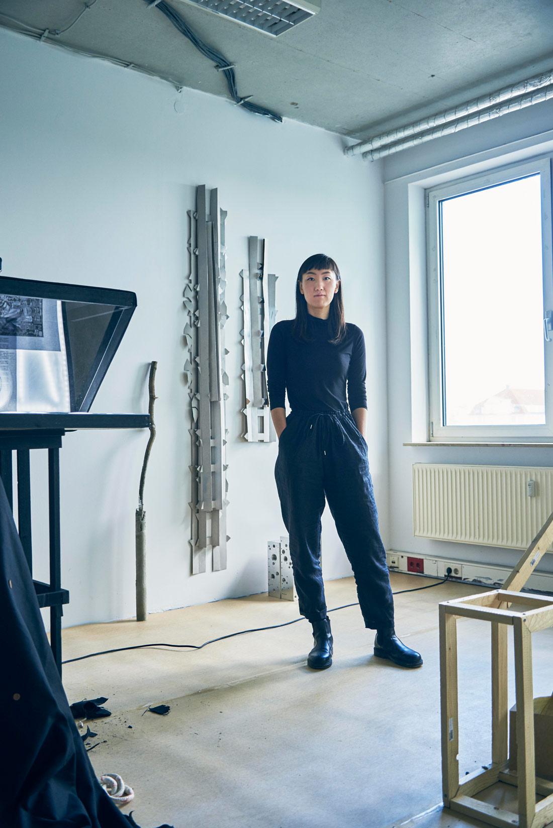 Porträt Heyon Han, Goldrausch 2021