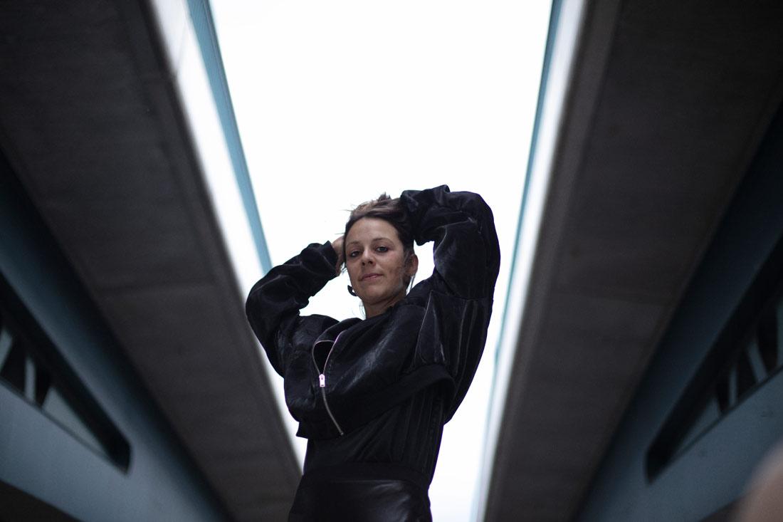 Porträt Katharina Bévand, Goldrausch 2021