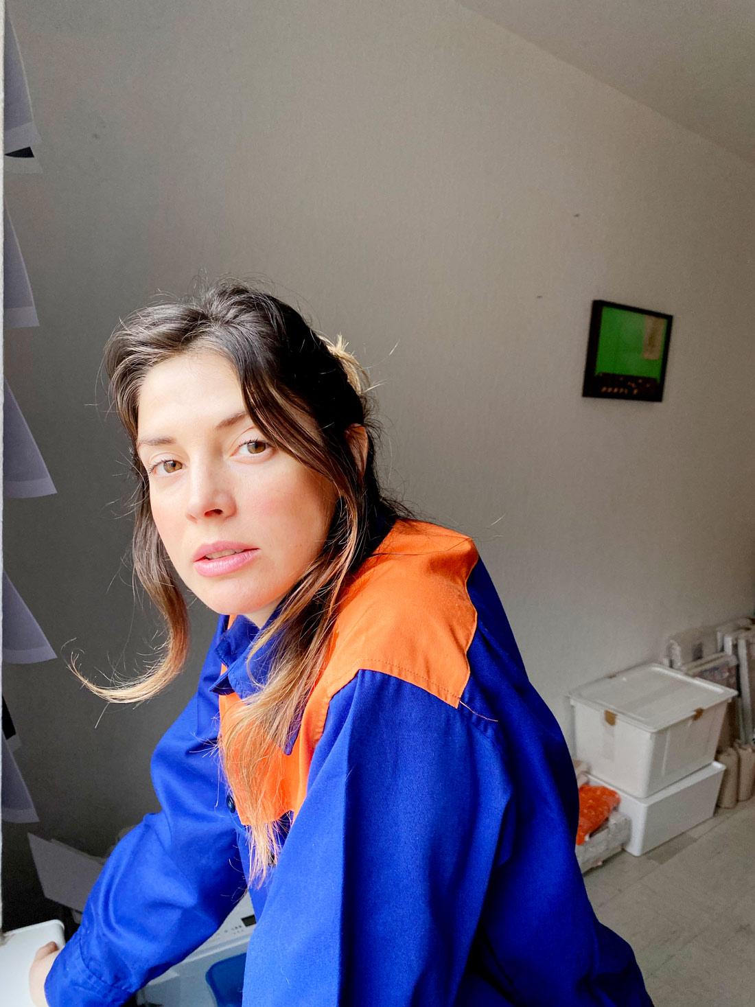 Porträt Rachel Monosov, Goldrausch 2021