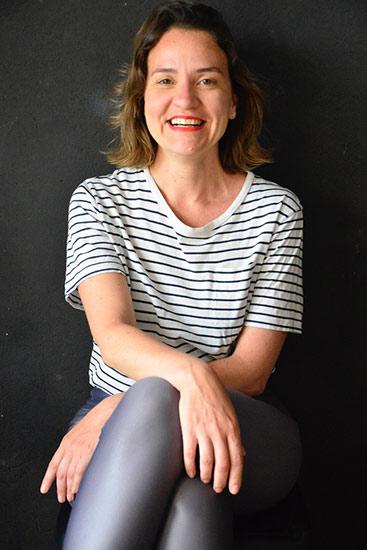 Porträt Ana Hupe, Goldrausch 2019