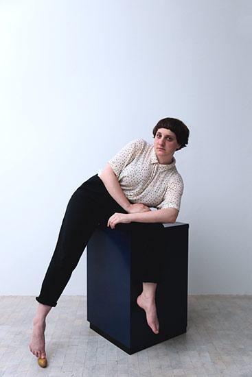 Porträt Eva Funk, Goldrausch 2019