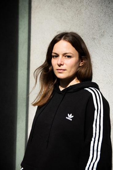 Porträt Juliane Tübke, Goldrausch 2020