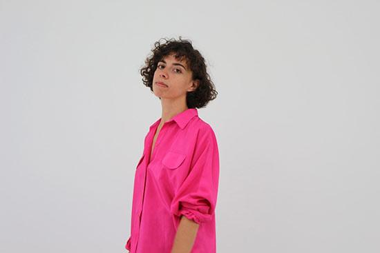 Porträt Mila Panic, Goldrausch 2019