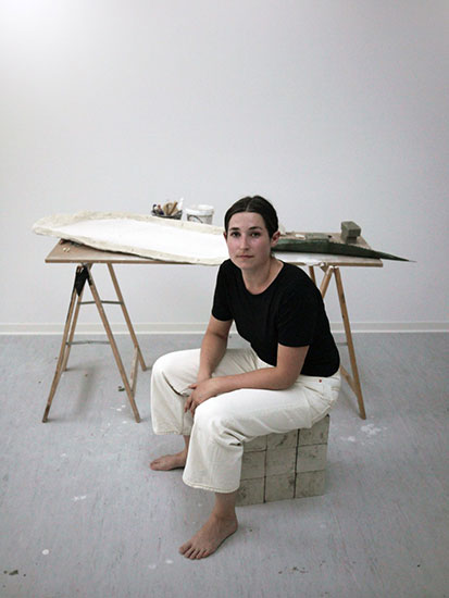 Porträt Millie Schwier, Goldrausch 2019