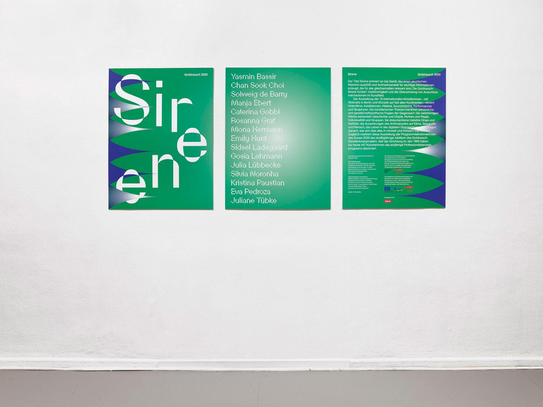Sirene – Goldrausch 2020