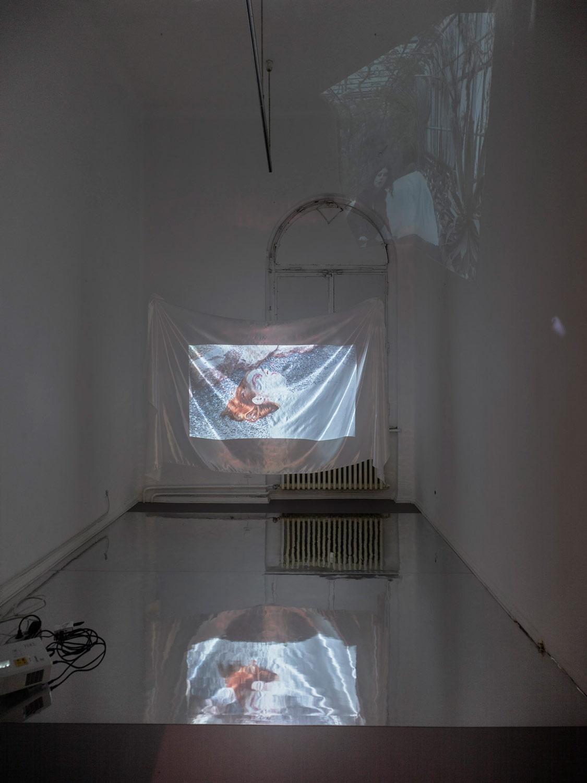 Sirene – Goldrausch 2020 Ausstellungsansicht